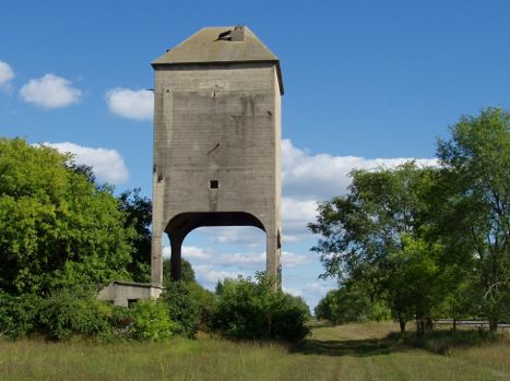 PM Lake Coaling Tower